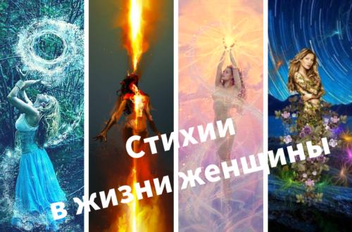Юлия Бойко, сила 4 стихий