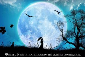 Юлия Бойко. Женские практики. Фазы Луны и ее влияние на жизнь женщины.